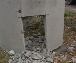 Перенос водяной колонки 30 м