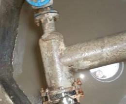Монтаж водопровода и канализации